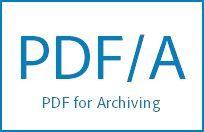 Archivage PDF
